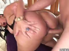 Couple;Vaginal Sex;Masturbation;Anal Sex;Latin;Wanking;Pool;Cum Shot;Big Ass;Facial