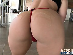 Anal,Ass,Asslick,Blonde,Toys
