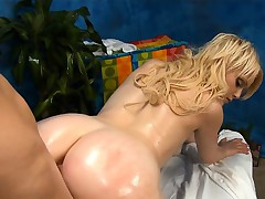 Ass,Blonde,Doggystyle,Hardcore,Massage,Teen
